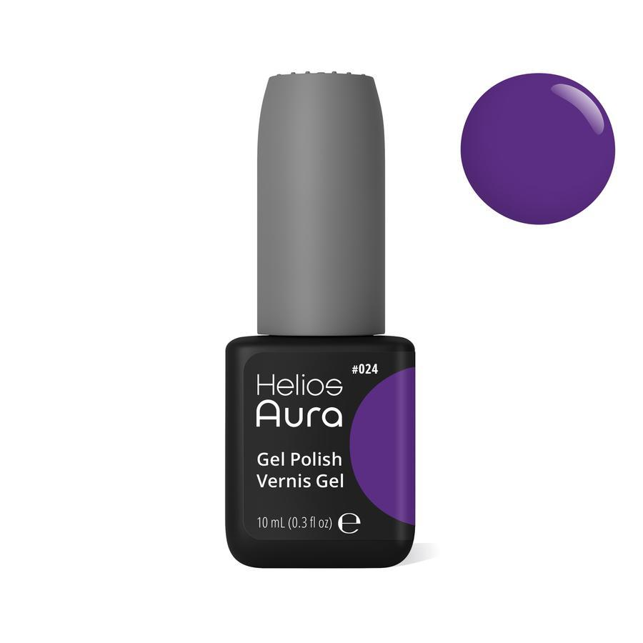 AURA GEL POLISH I LIKE YOU BERRY MUCH - Nails - Aura Helios (gelish) dluxpro