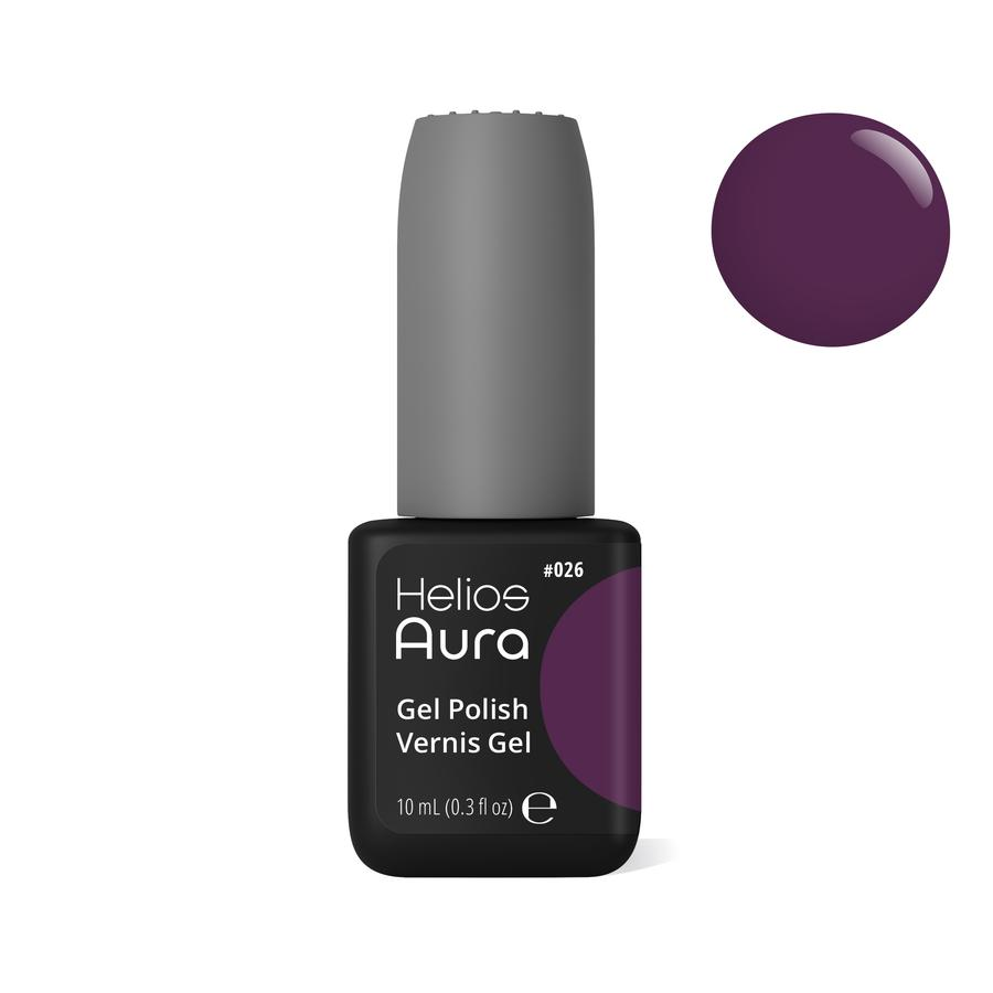 AURA GEL POLISH NOT IN THE MOOD - Nails - Aura Helios (gelish) dluxpro