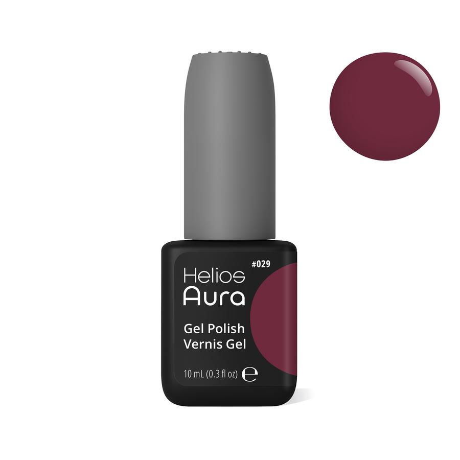 AURA GEL POLISH YOU HAD ME AT MERLOT - Nails - Aura Helios (gelish) dluxpro