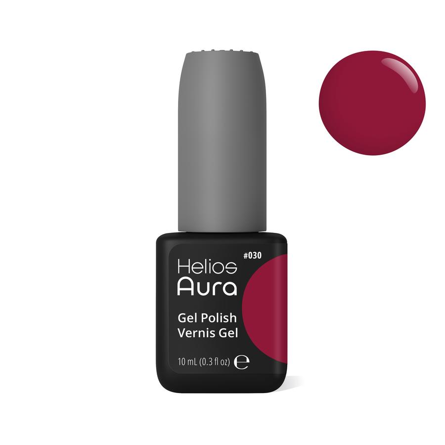 AURA GEL POLISH TURNIP THE BEET - Nails - Aura Helios (gelish) dluxpro
