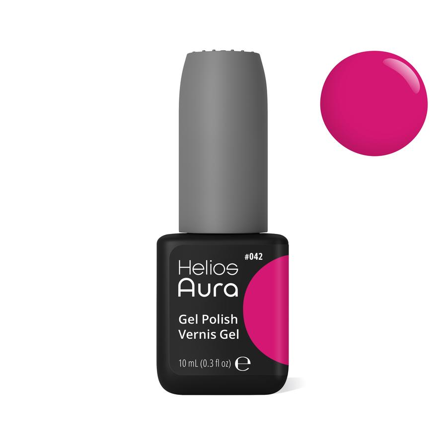 AURA GEL POLISH COVER GIRL WORTHY - Nails - Aura Helios (gelish) dluxpro