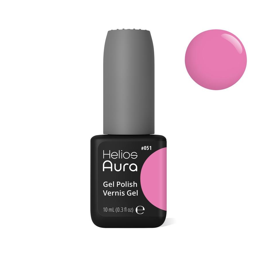 AURA GEL POLISH MAKE ME BLUSH - Nails - Aura Helios (gelish) dluxpro