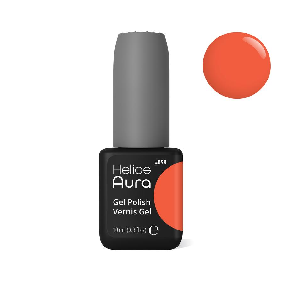 AURA GEL POLISH THIS IS A WARNING - Nails - Aura Helios (gelish) dluxpro