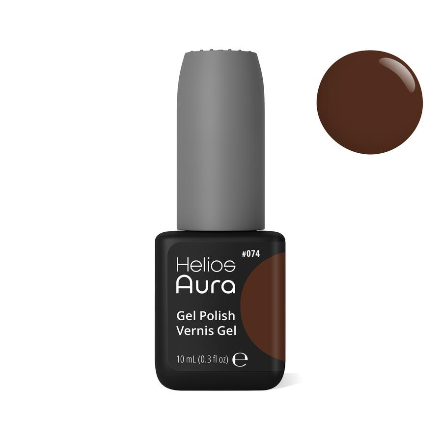 AURA GEL POLISH TALL, DARK & HANDSOME - Nails - Aura Helios (gelish) dluxpro