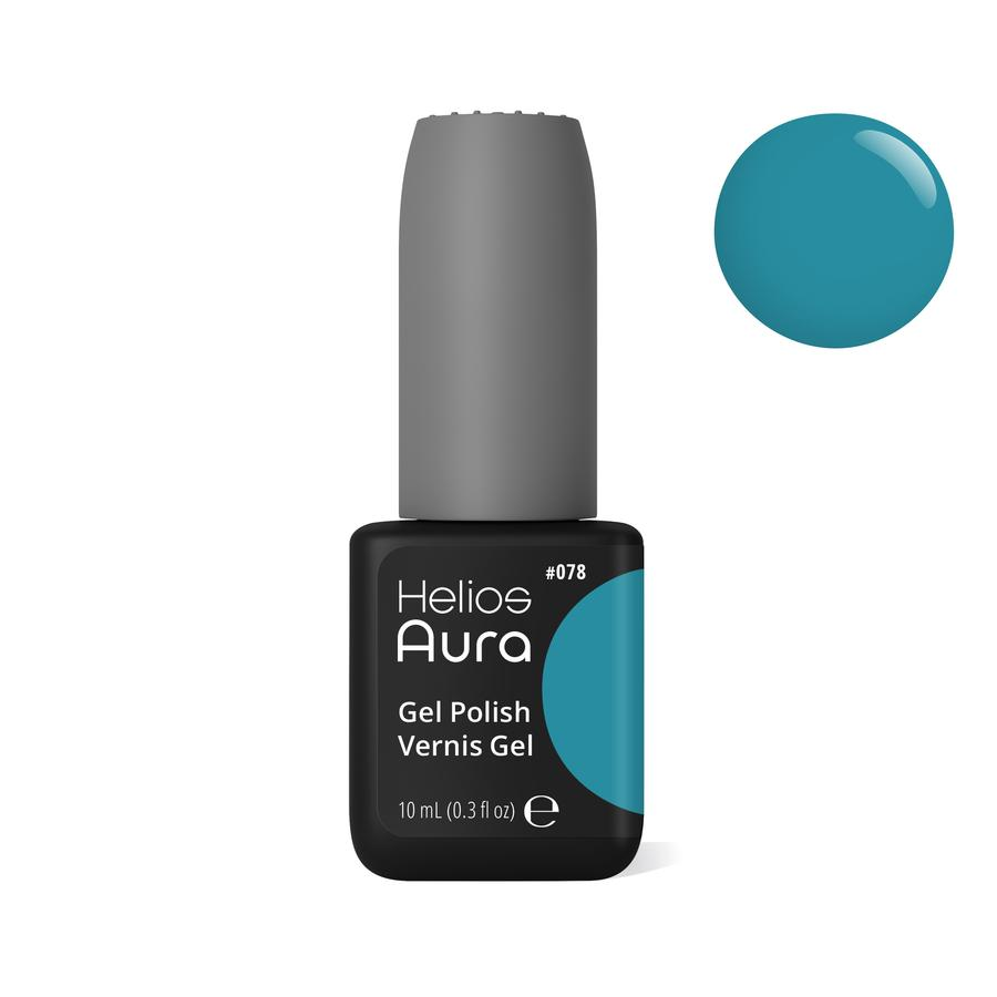 AURA GEL POLISH NO ONE LIKES A SHADY BEACH - Nails - Aura Helios (gelish) dluxpro