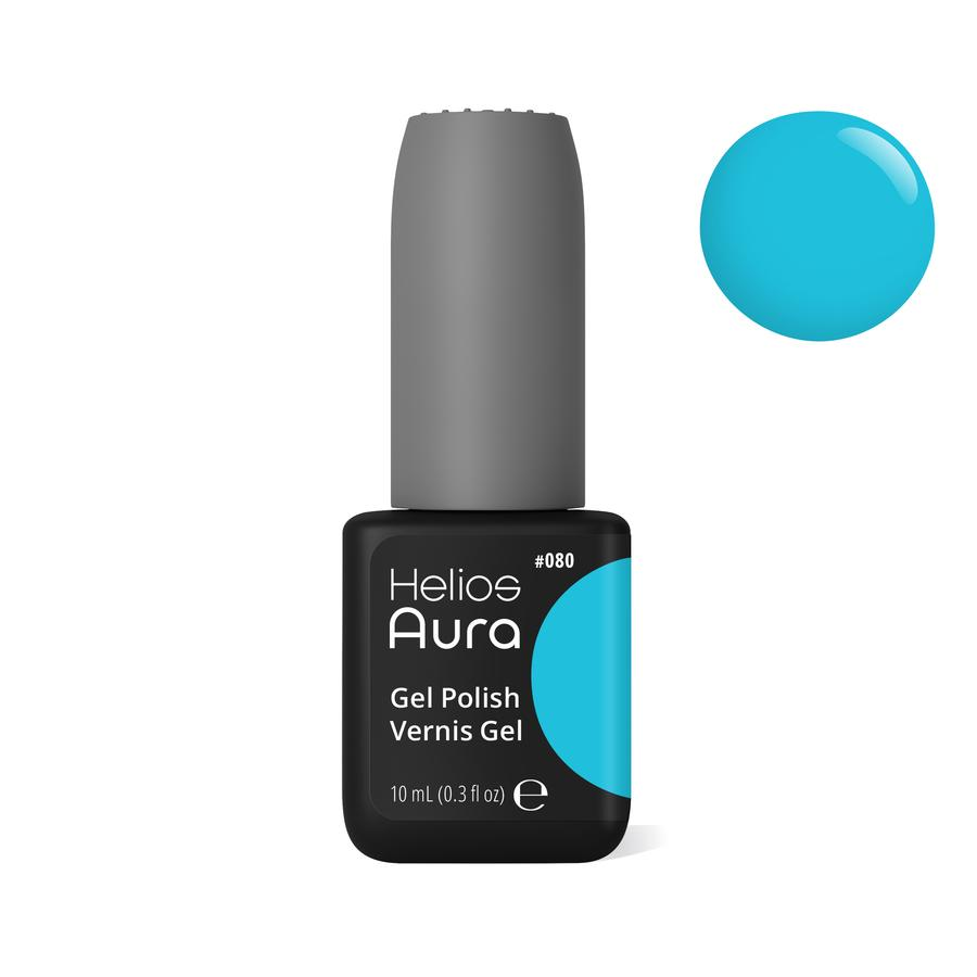 AURA GEL POLISH FEELIN' BLUE - Nails - Aura Helios (gelish) dluxpro