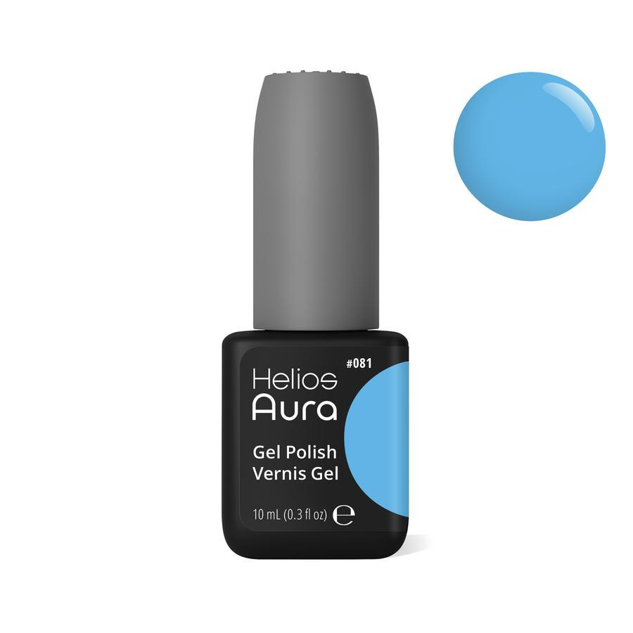 AURA GEL POLISH SUMMERTIME BLUES - Nails - Aura Helios (gelish) dluxpro