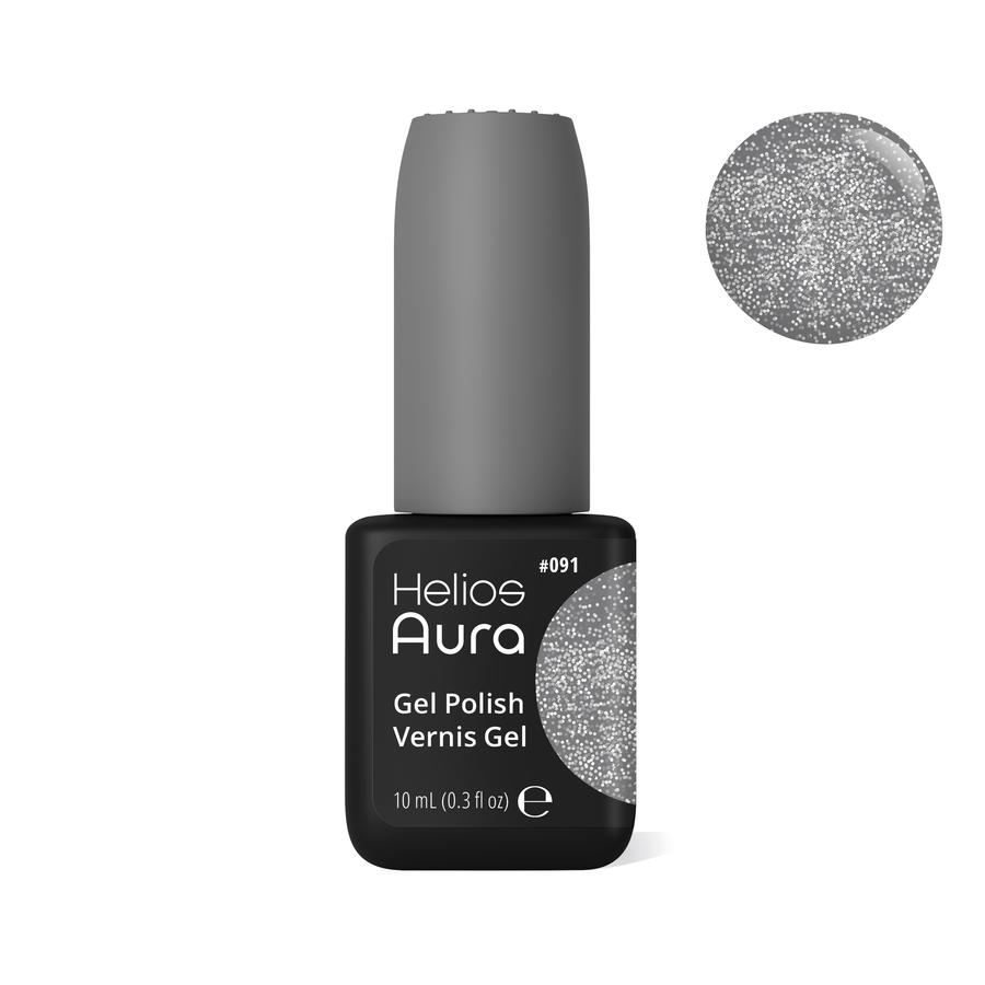 AURA GEL POLISH TOO GLAM TO GIVE A DAMN - Nails - Aura Helios (gelish) dluxpro